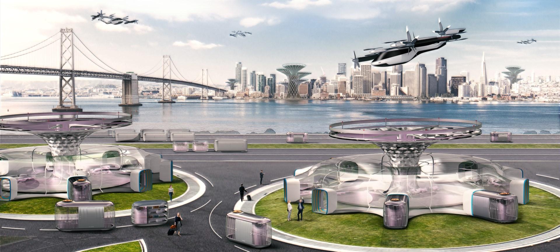 Mobilitätslösungen der Zukunft