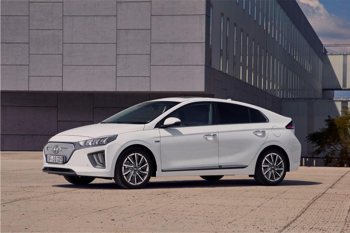 Der neue Hyundai IONIQ Electric