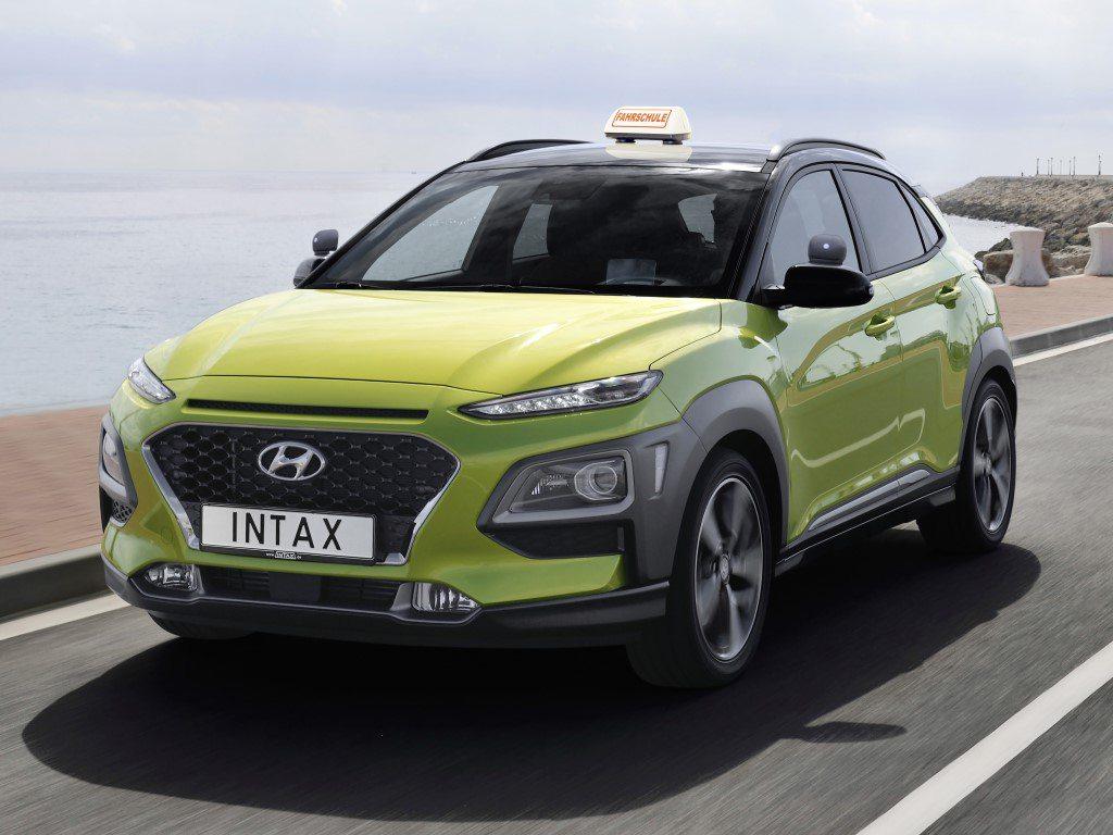 Hyundai Kona Fahrschulversion
