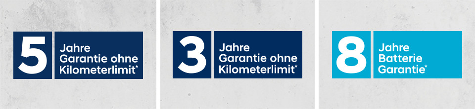 Garantie Logos