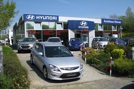 Hyundai Autohaus Körner GmbH (2006)