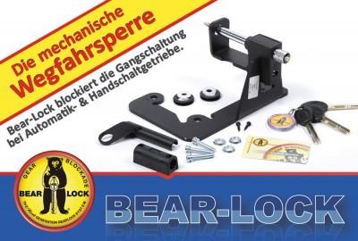 Bear-Lock Diebstahlschutz