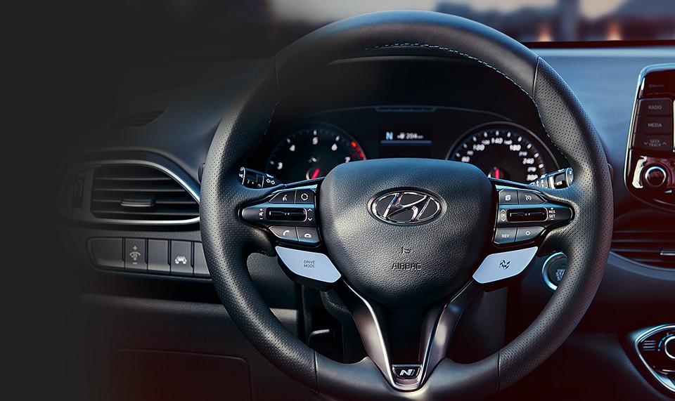 Hyundai i30 N Sportlenkrad