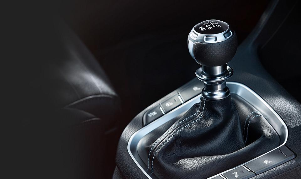 Hyundai i30 N Lederschaltknauf