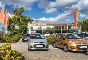 Gebrauchtwagen-Verkauf Autohaus Körner GmbH