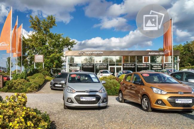Bildergalerie Gebrauchtwagen-Verkauf