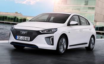 Hyundai IONIQ Ersatzwagen