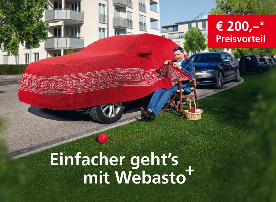 Webasto Sommeraktion