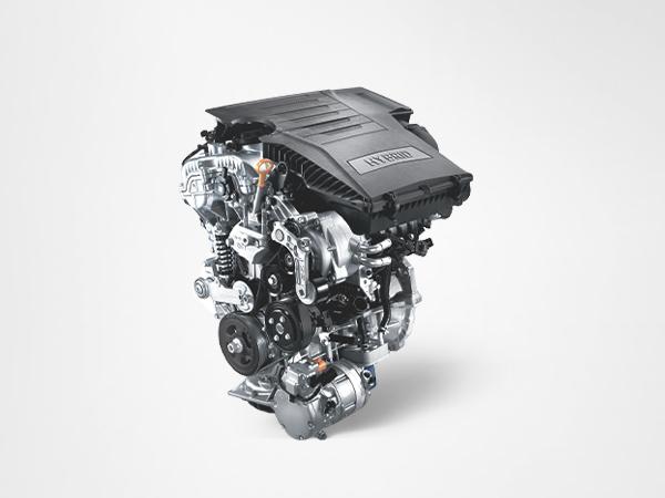 IONIQ Hybrid - Benzinmotor