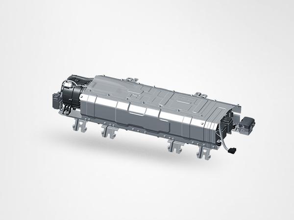 Lithium-Ionen-Polymer-Akku - IONIQ Hybrid