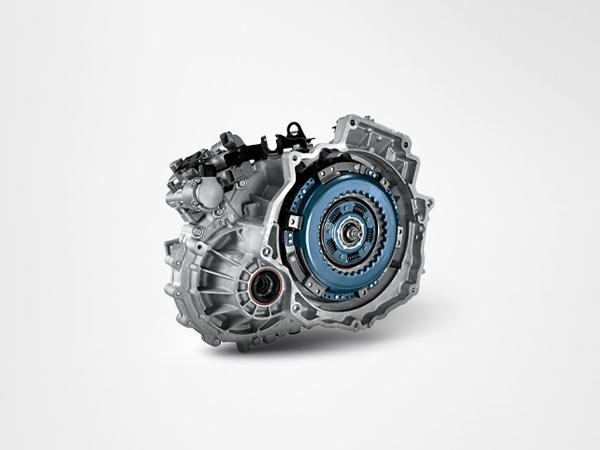 IONIQ Hybrid - 6-Gang-Doppelkupplungsgetriebe