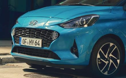 Der neue Hyundai i10
