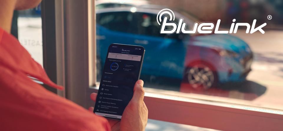 Hyundai i10 - Bluelink