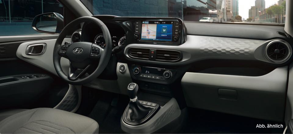 Hyundai i10 - Innenraum
