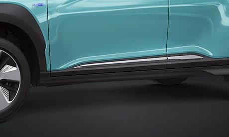 Hyundai Kona Elektro - Akzentleiste