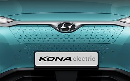Hyundai Kona Elektro - Frontansicht
