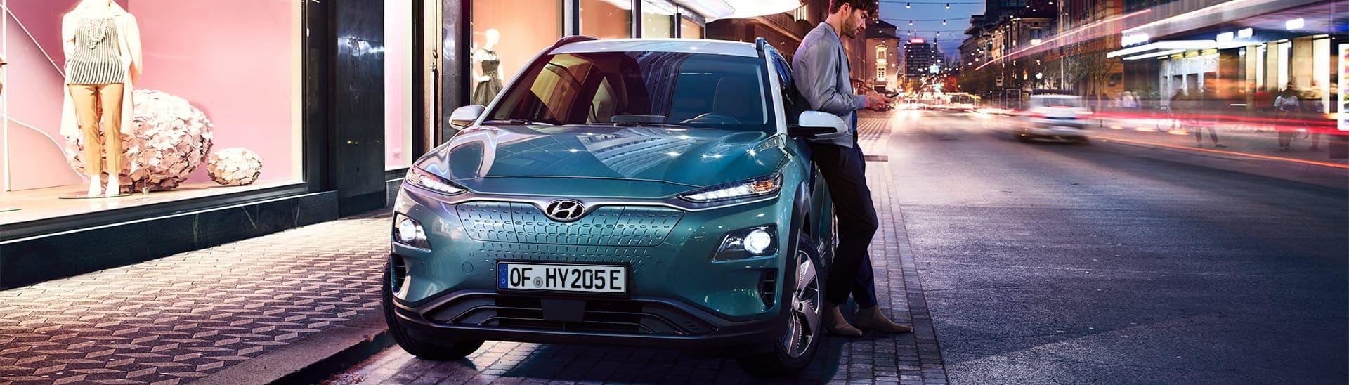 Hyundai Kona Elektro - Varianten und Preise