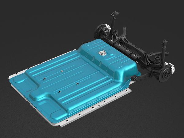 Hyundai Kona - Batterie