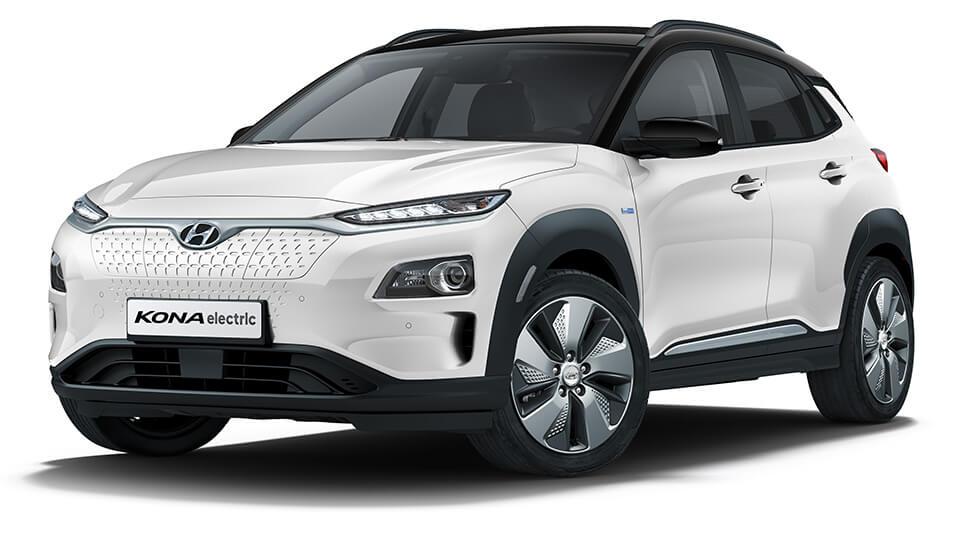 Hyundai Kona Elektro - Probefahrt