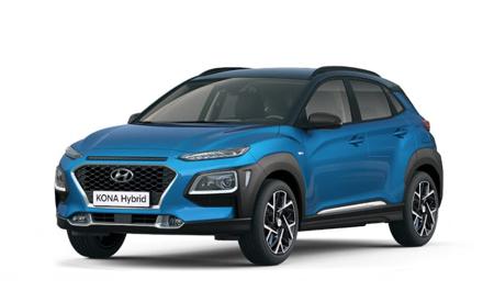 Hyundai Kona Hybrid Advantage