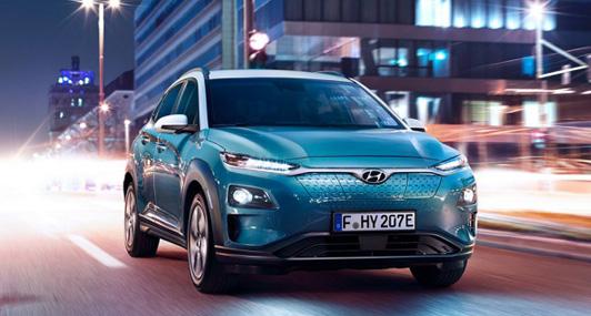 Hyundai Kona Elektro - Garantie