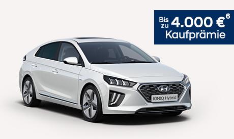 Kaufprämie - Hyundai IONIQ Hybrid
