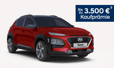 Kaufprämie - Hyundai Kona
