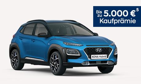 Kaufprämie - Hyundai Kona Hybrid