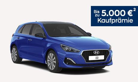 Kaufprämie - Hyundai i30