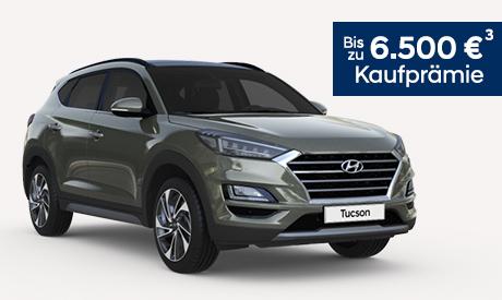 Kaufprämie - Hyundai Tucson