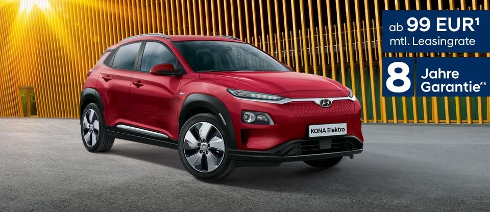 Leasing - Hyundai Kona Elektro