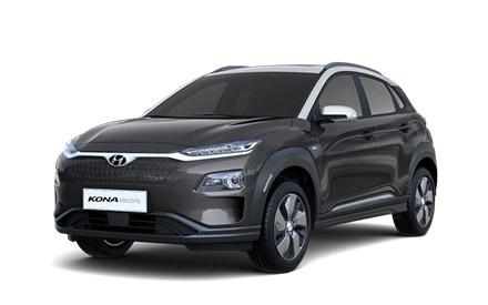 Hyundai Kona Elektro - grau