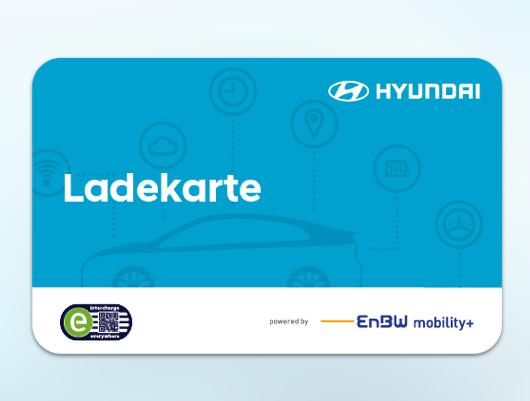 Hyundai Ladekarte