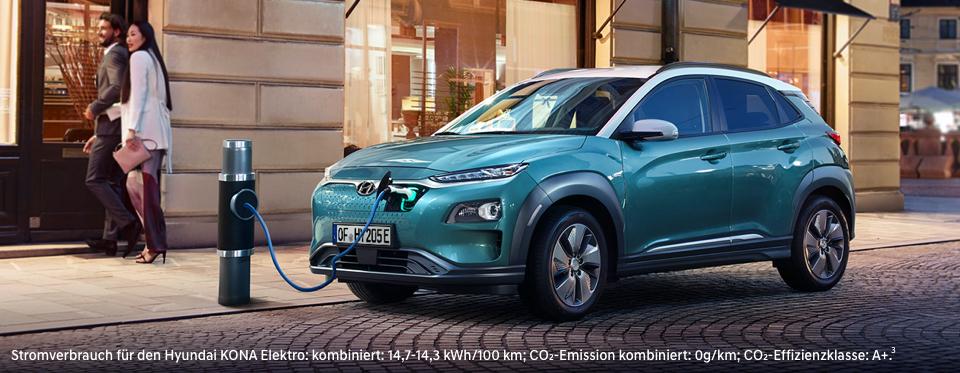 Hyundai Sondertarif - Kona Elektro