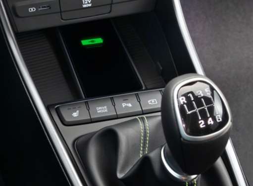 Hyundai i20 - Smartphone