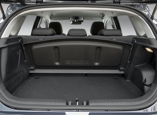 Hyundai i20 - Kofferraum