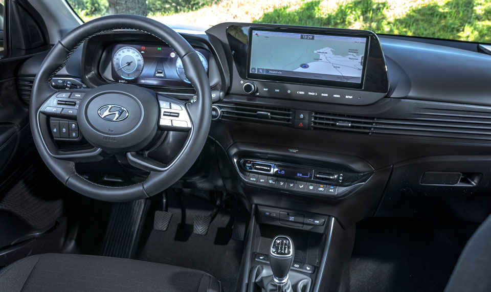Hyundai i20 - Konnektivität