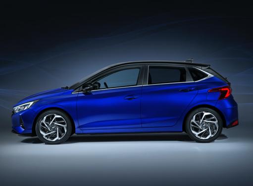 Hyundai i20 - Design