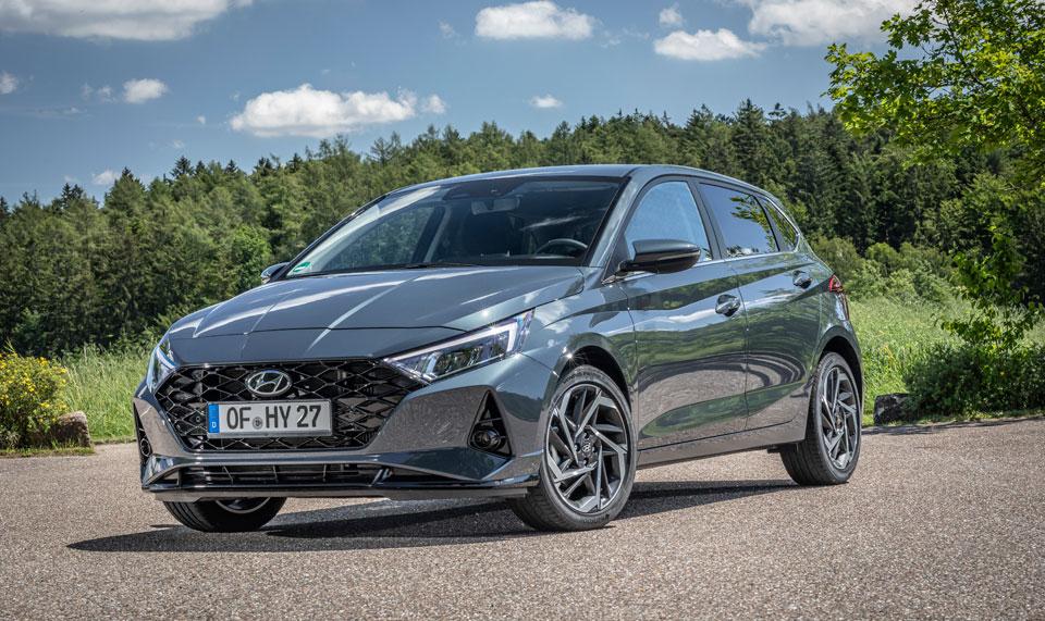 Hyundai i20 - Sportlichkeit