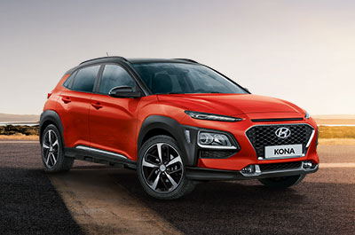 Hyundai Kona - Black Friday
