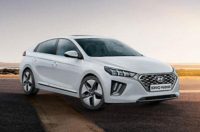 Hyundai IONIQ Hybrid - Black Friday