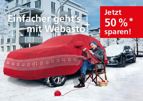 Webasto Winteraktion 2020