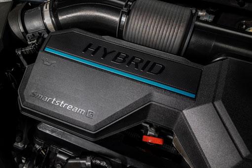 Tucson - Hybrid