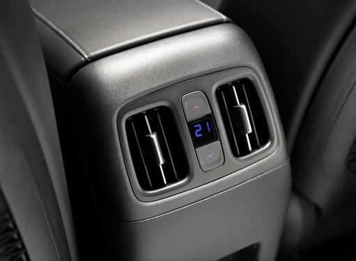 Tucson - Klimaautomatik