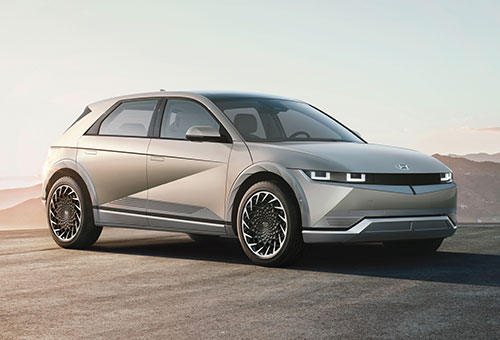 Der neue Hyundai IONIQ 5