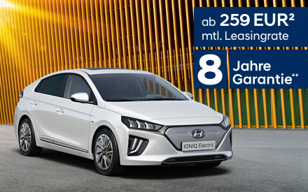 Leasing - Hyundai IONIQ Elektro