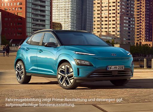 Hyundai Kona Elektro SUV-Familie