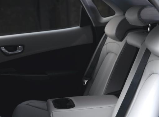 Hyundai Kona Elektro - Beheizbare Rücksitze