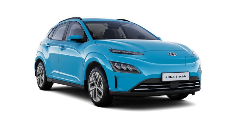 Hyundai Kona Elektro - Ansicht vorn