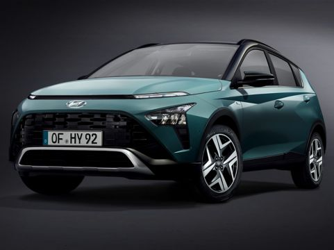 Hyundai BAYON - Design